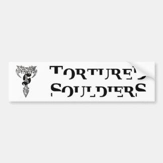Tortured Souldiers - Logo Bumper Sticker