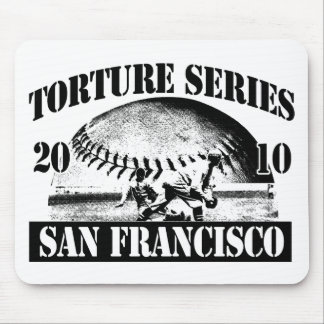 TortureSeriesTrans300 Mouse Pad