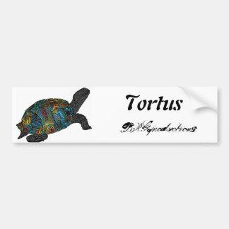 Tortus Bumper Sticker