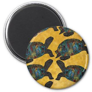 Tortus Fridge Magnet