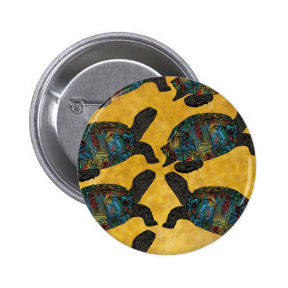 Tortus Pinback Button