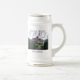 Torup Slott - Sweden Beer Stein