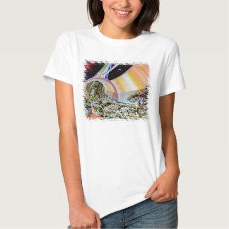 Torus Cutaway T-shirt