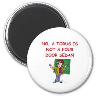 TORUS.png 2 Inch Round Magnet
