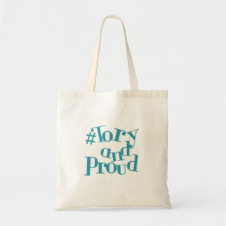 Tory and Proud Tote Bag