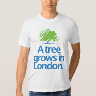 Tory Conservative Tree T-shirts