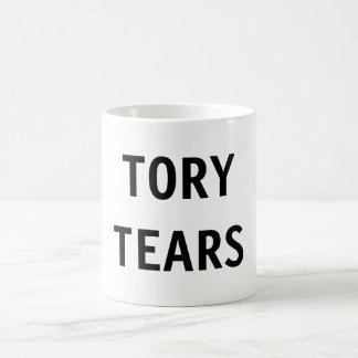 Tory Tears Coffee Mug