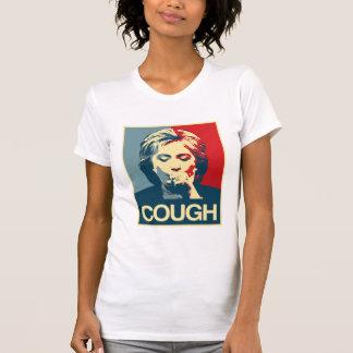 TOS - poster de Anti-Hillary Playera
