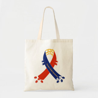 TOS Support Ribbon Tote Bag