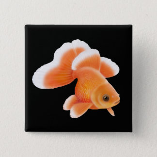 Tosakin Butterfly Tail Goldfish Pin