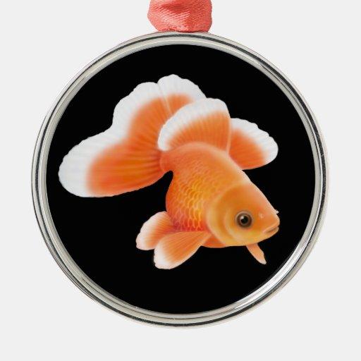 Tosakin Fantail Goldfish Ornament