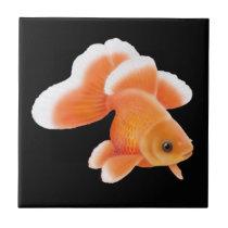 Tosakin Fantail Goldfish Tile