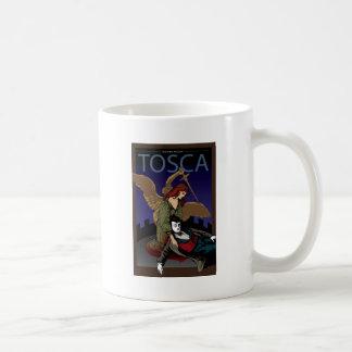 Tosca, Opera Coffee Mug