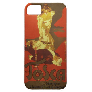 Tosca Opera iPhone SE/5/5s Case