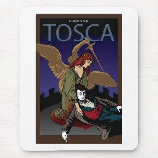 Tosca, Opera Mouse Pad