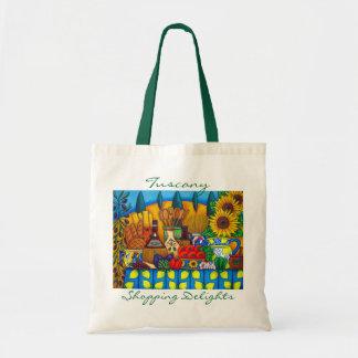 Toscana encanta el bolso de compras de Lisa Lorenz