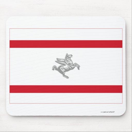 Toscana flag mousepad