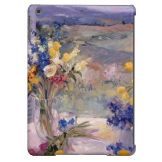 Toscana floral carcasa para iPad air