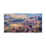 Toscana Impresión En Lienzo Estirada