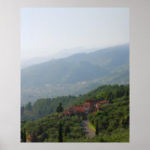 Toscana Italia Impresiones