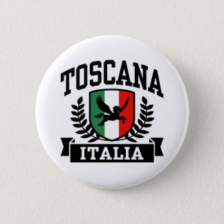 Toscana Pinback Button