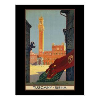 Toscana Siena Postales