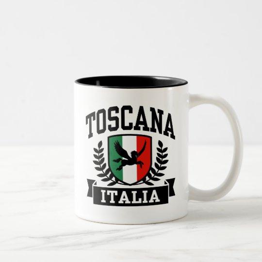 Toscana Two-Tone Coffee Mug