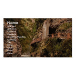Toscolana Valley, the valley, Garda, Lake of, Ital Business Card