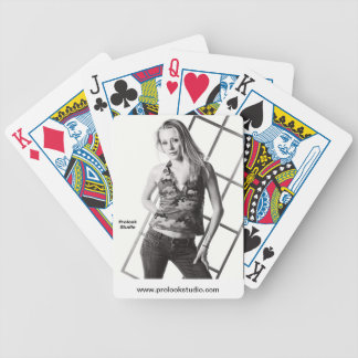 TOSHAQUA DEELEY - playing cards