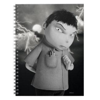 Toshiaki Note Book