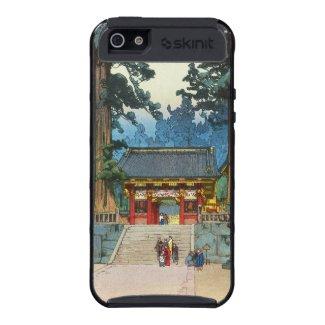 Toshogu Shrine Hiroshi Yoshida japanese fine art iPhone 5 Case