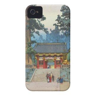 Toshogu Shrine Hiroshi Yoshida japanese fine art iPhone 4 Cover