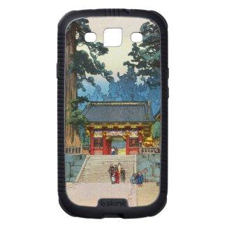 Toshogu Shrine Hiroshi Yoshida japanese fine art Galaxy S3 Cover