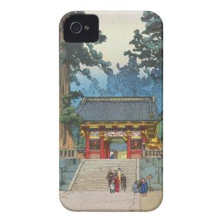 Toshogu Shrine Hiroshi Yoshida japanese fine art iPhone 4 Case