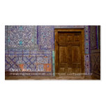 Toshxauli Palace Double-Sided Standard Business Cards (Pack Of 100)