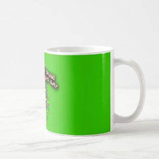 Toss Me Some Beads and Nobody Gets Hurt Coffee Mug