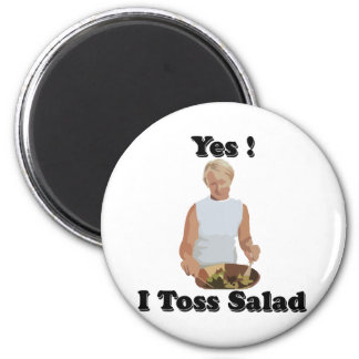 Toss the Salad Magnets