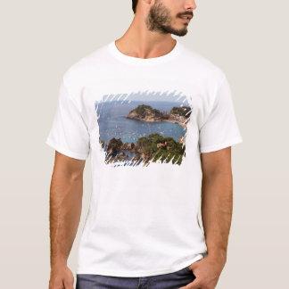 TOSSA DE MAR. Town located in the Costa Brava. T-Shirt
