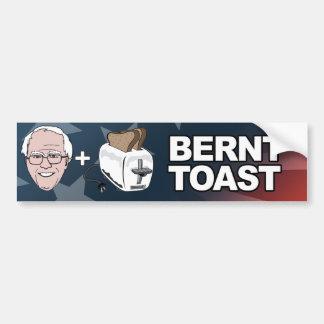 Tostada de Bernt - chorreadoras de Bernie - .png Pegatina Para Auto
