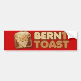Tostada de Bernt -- Chorreadoras de Bernie - .png Pegatina Para Auto