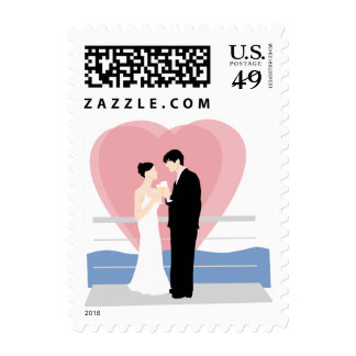 Tostada de novia y del novio envio