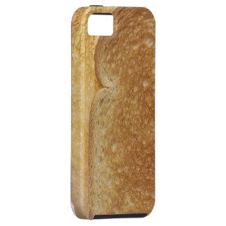 Tostada del desayuno iPhone 5 protectores