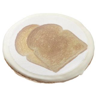 Tostada del desayuno