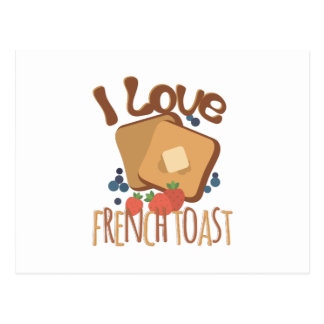 Tostada francesa postales