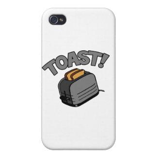 ¡Tostada! iPhone 4 Coberturas