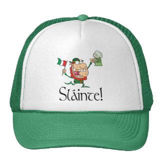 Tostada irlandesa Sláinte Gorras