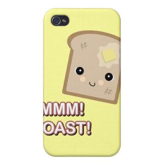 tostada mmm iPhone 4 carcasas