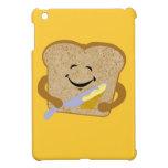 Tostada y mantequilla iPad mini carcasa