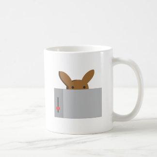 tostadora del conejito tazas