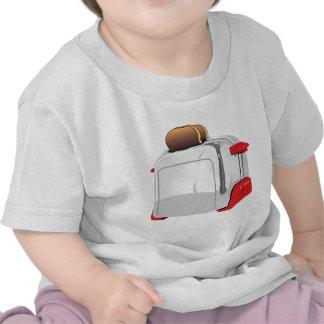 Tostadora retra camisetas